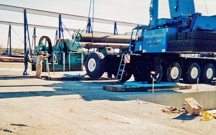 Alabama Shipyard - Rogers & Willard, Inc
