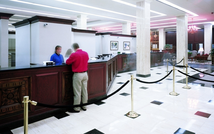 Amsouth  Tower  Lobby
