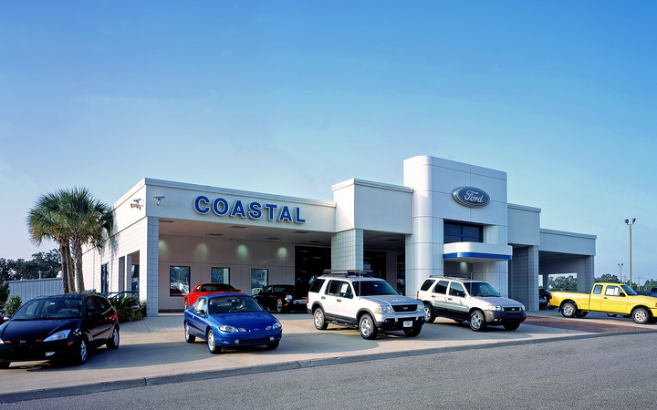 Coastal  Ford  Mobile