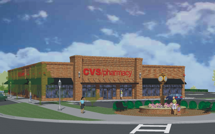 Cvs  Old  Shell  Road