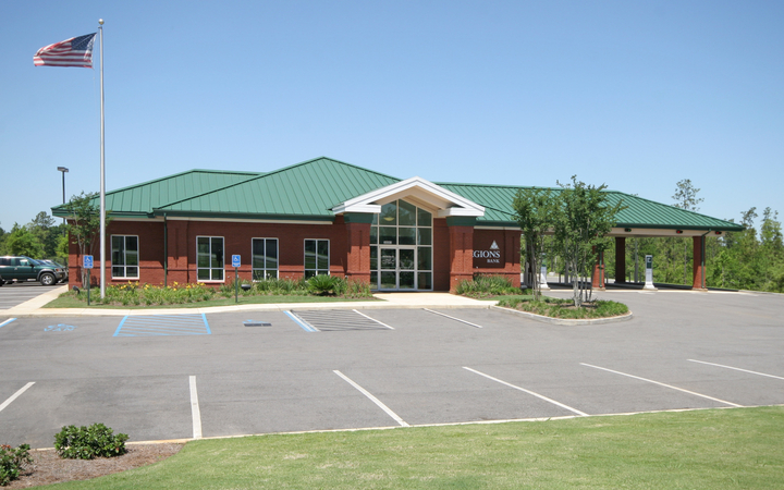Regions  Bank  Spanish  Fort