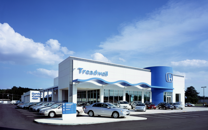 Treadwell  Honda  Mobile