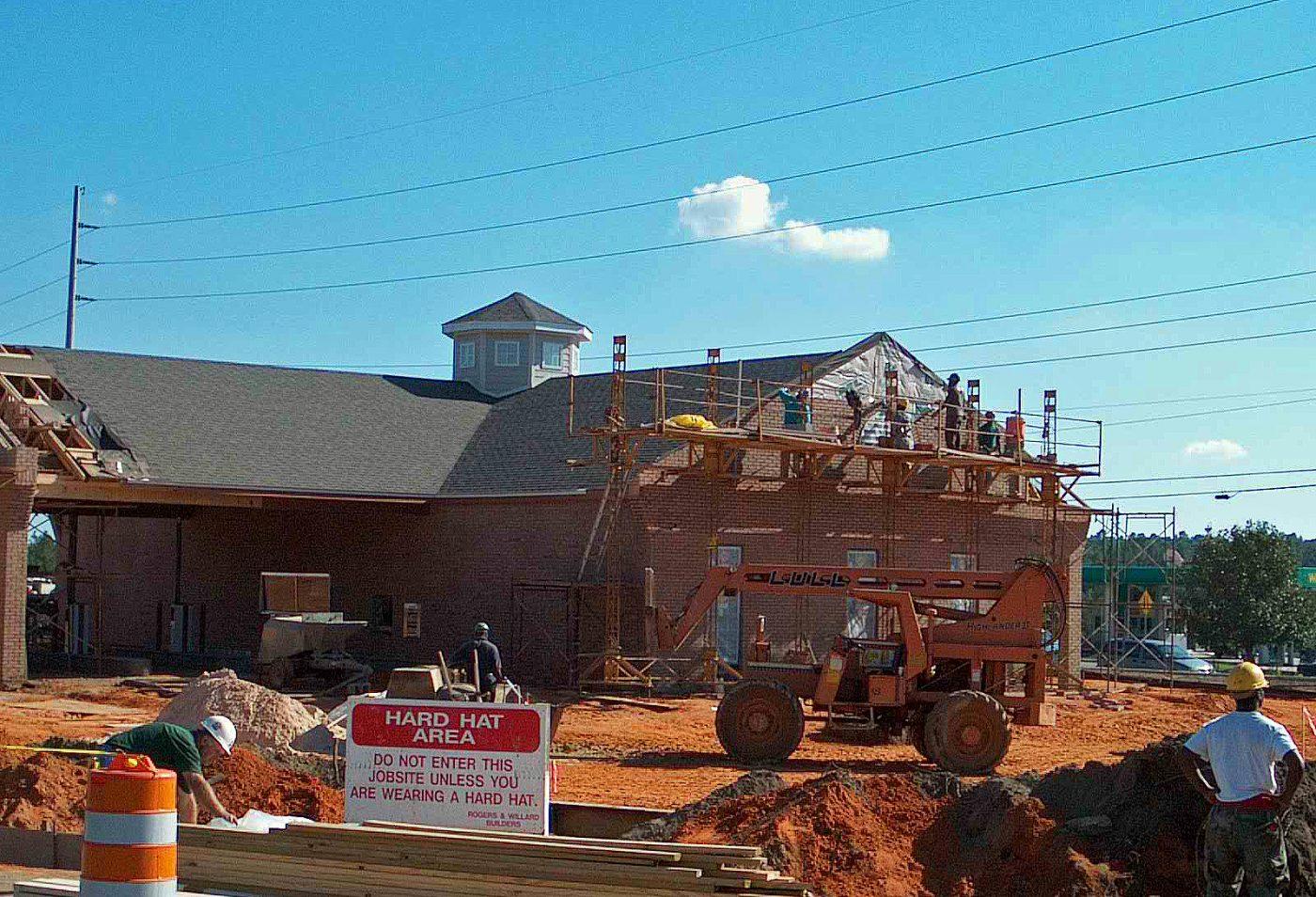 Banktrust  Construction  Picture