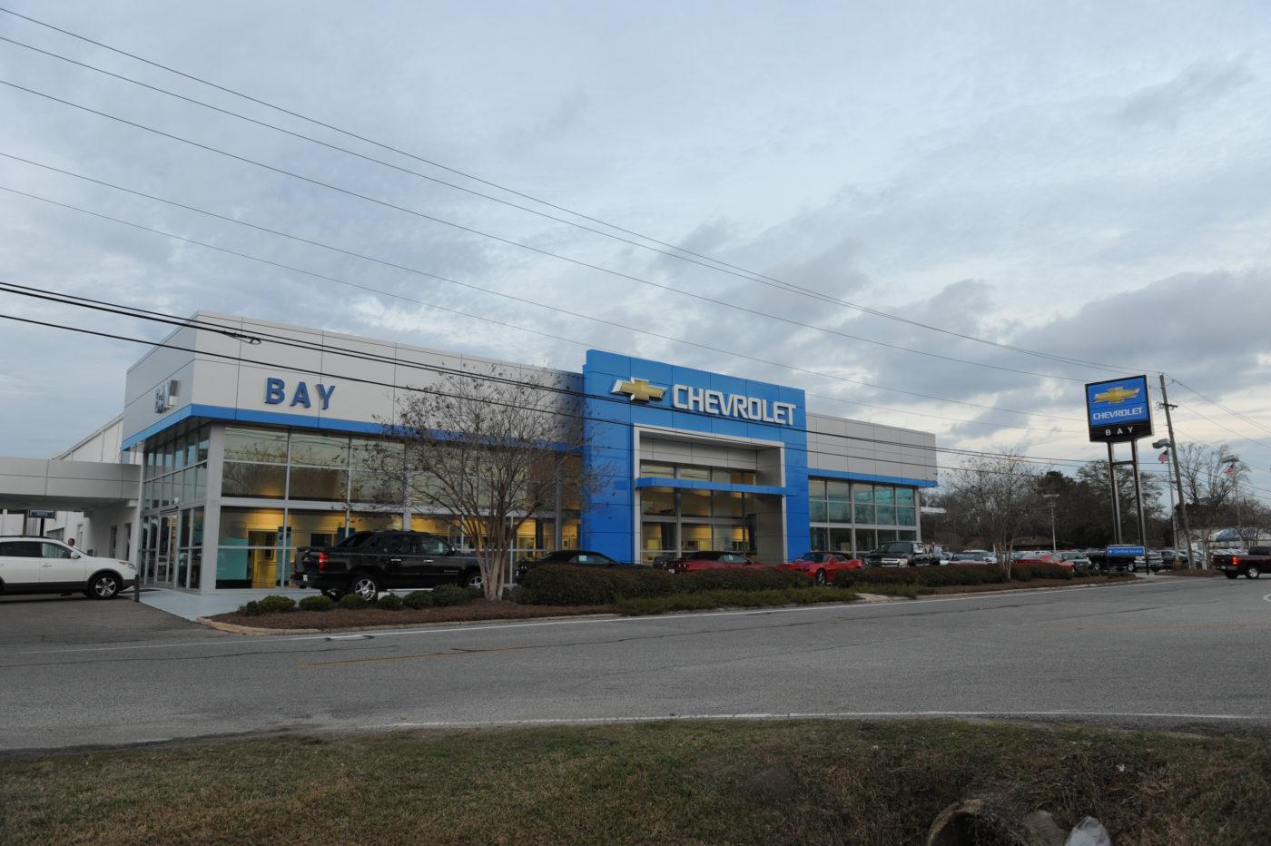 Bay Chevrolet Mobile Al >> Bay Chevrolet Rogers Willard Inc