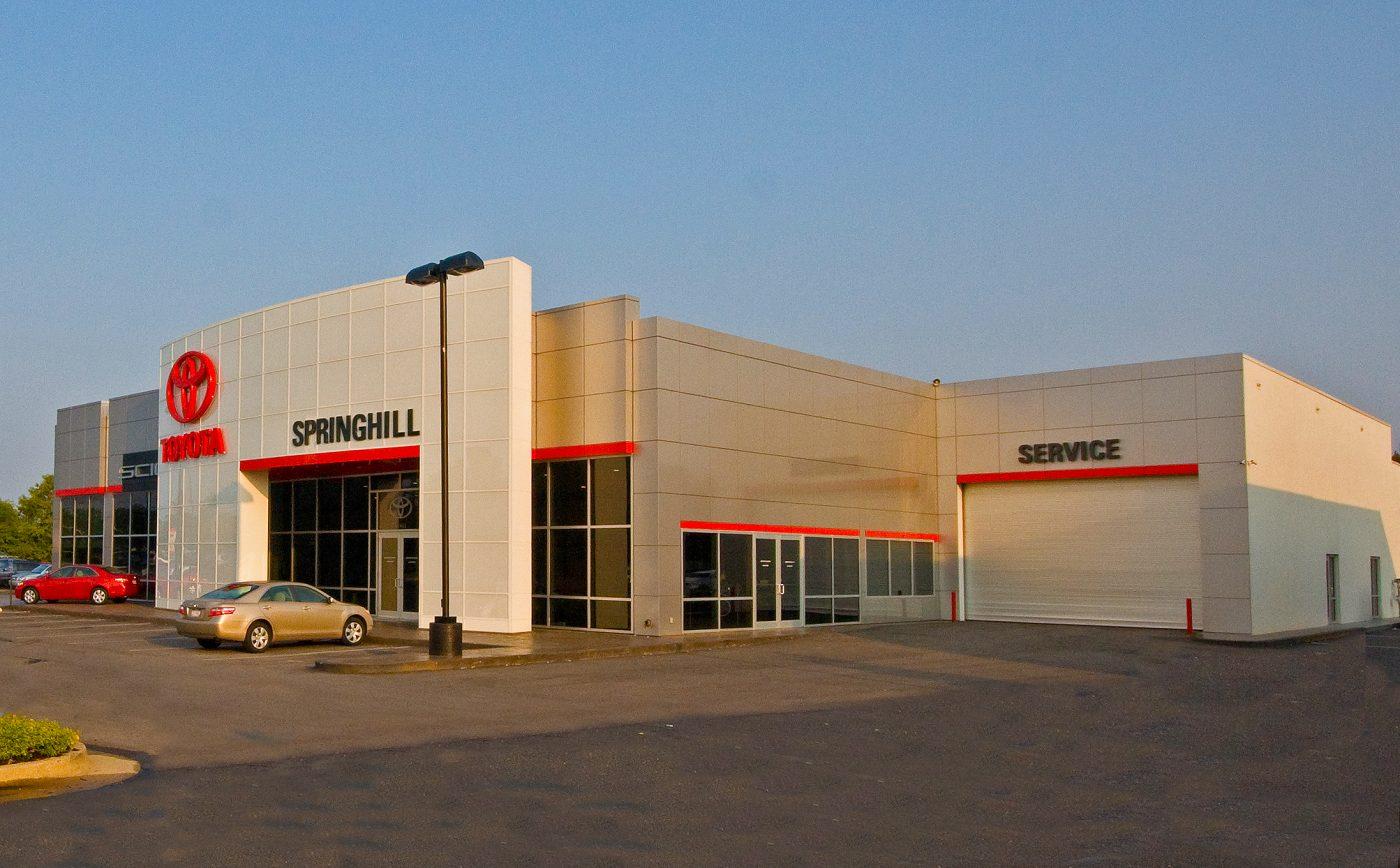 Springhill Toyota. Mobile, Alabama